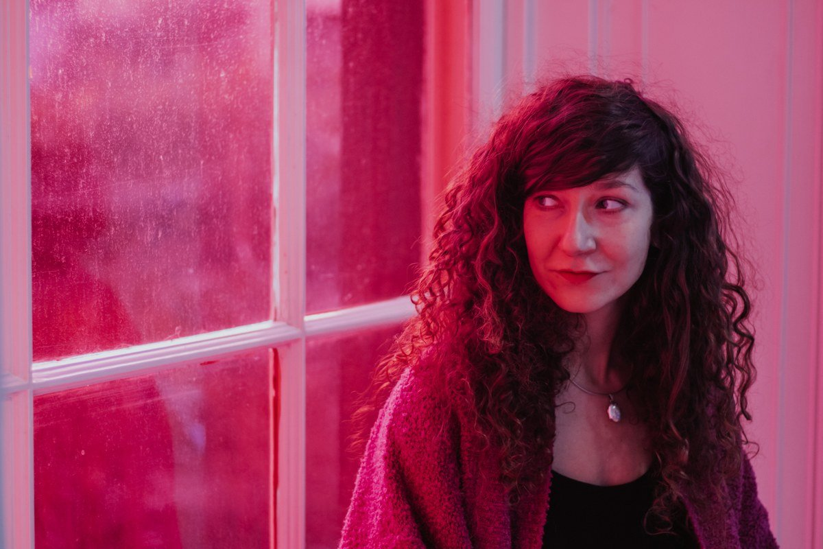 Susanne Wawra. Contatto. Photographed by Elena Cristofanon