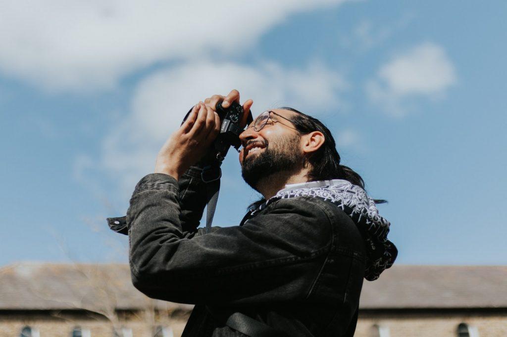 Aarif Amod. Contatto. Photographed by Elena Cristofanon